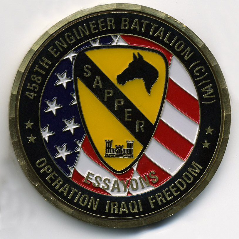 458th Engineer Battalion Home Page
